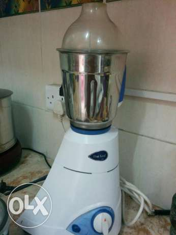 Preethi Blue leaf mixer​ grinder for sale at a fabulous price مسقط -  2