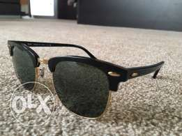 Authentic New with case Ray Ban sunglasses