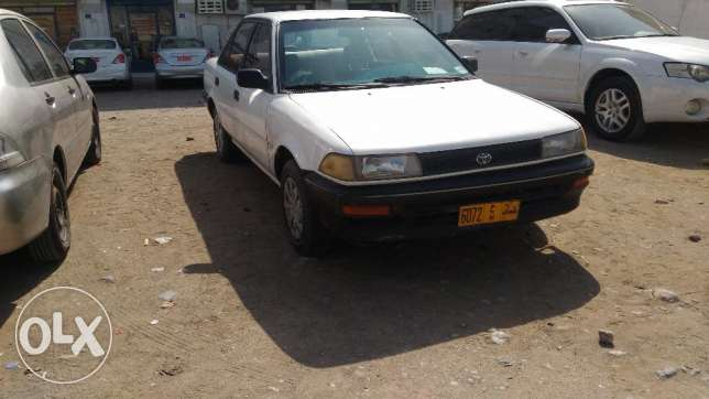 Toyota Corolla for sale . 1994 model