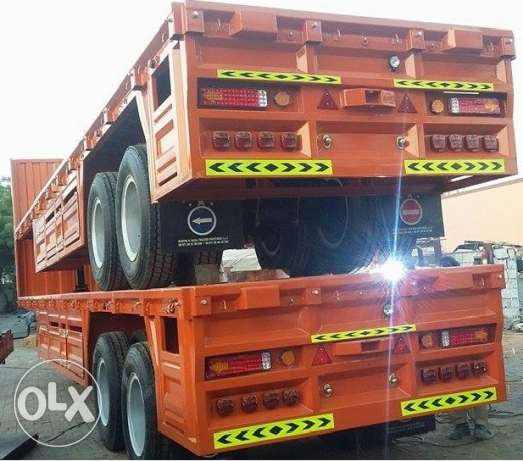 2017 model new flat bed with kitchen talaja and 65 ton capacity