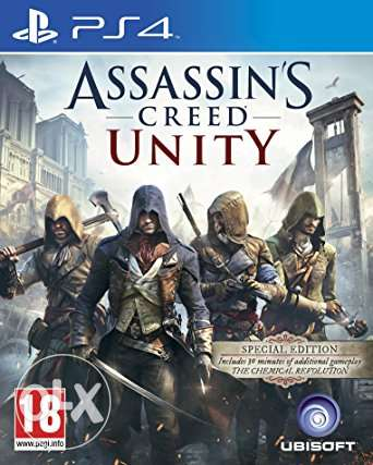 assassin's cread unity
