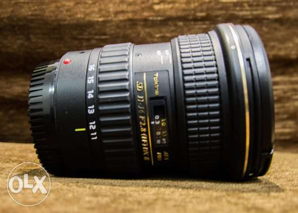 Tokina 11-16mm f2.8 Ultra wide Lens for Canon مسقط -  5