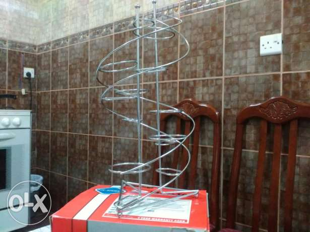 Glass and glass stand