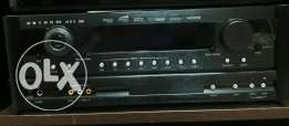 Anthem MRX Amplifier with Jamo 3 Way Tower Speakers