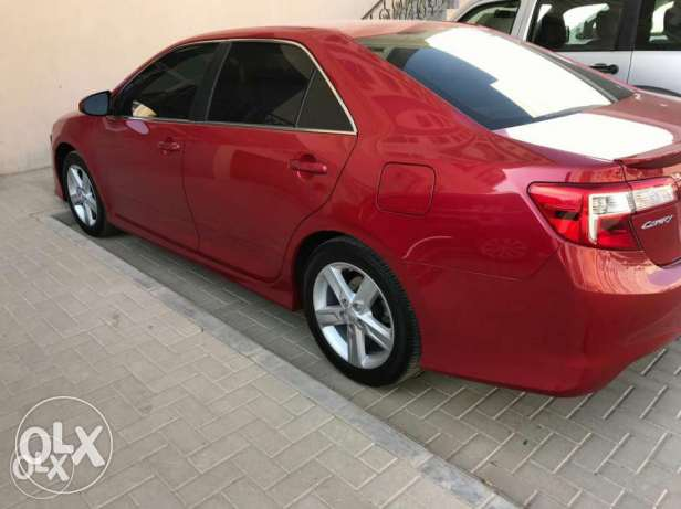 Camry SE 2014 (USA) imported car. Full options