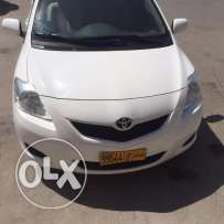 Toyota Yaris Model 2012 automatic oman service agency