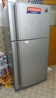 Fridge Hitachi 610 litre