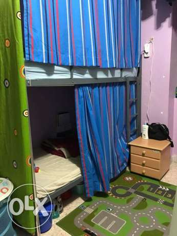Bed space in good villa for filipino lady only in alkhuwair
