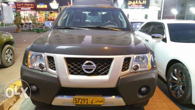 Nissan Xterra 2012 model cash or finance