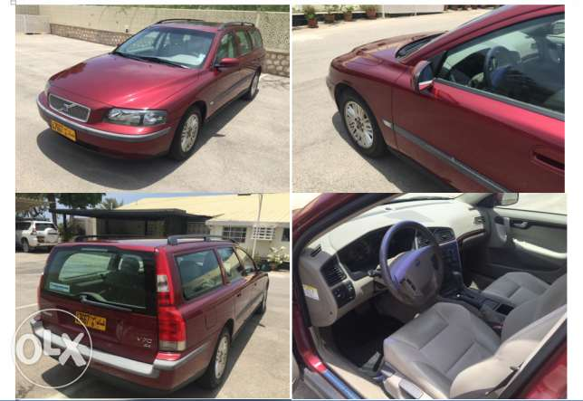 Volvo V7 Saloon car for sale