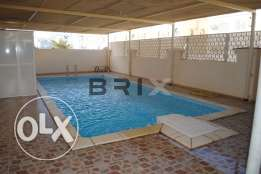 Ghubra North - 4 Bedroom Villa with Communal Pool