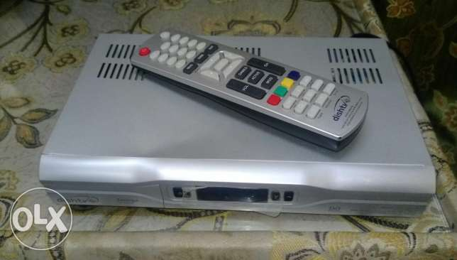 Dish tv with Remote