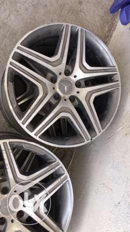 wheels for seal G 63 AMG