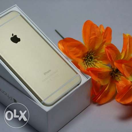 IPhone 6 (64 GB) Gold