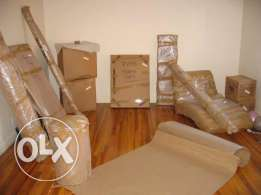 House shifting services any
