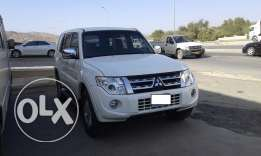 2012 Pajero run just 39,500 KM for sale - First registered on 11/2013