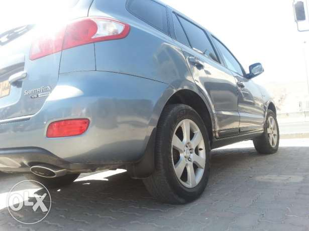 2007hundai santafe full automatic excellent condition4wd مسقط -  6