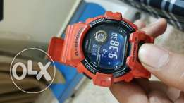 Orange g shock original