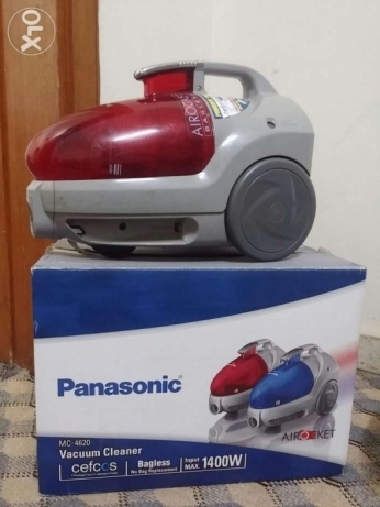 Panasonic Rocket bagless Vacuum Cleaners -URGENT SALE