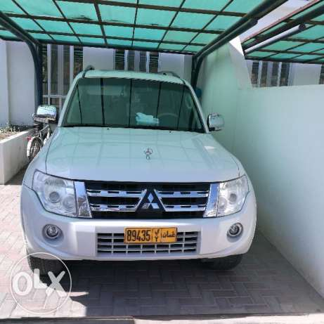 Pajero for Sale - Model 2013-Urgent