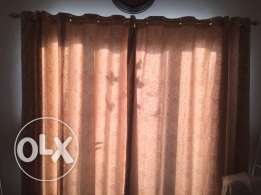 curtain for sale W 240 and H 230