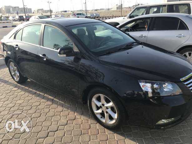 Emgrand Ec7 full option 2013 leather seat sunroof,no.1 towell service