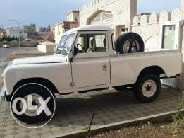 Land rover 109 classic