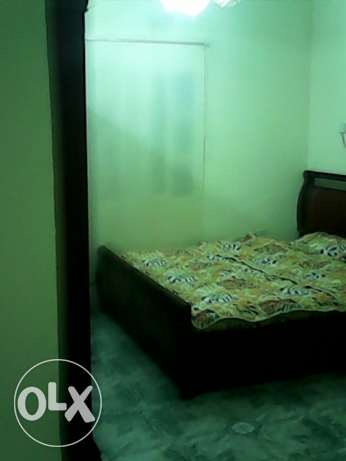 azeba behind sultan center Fully furnished spacious Studio