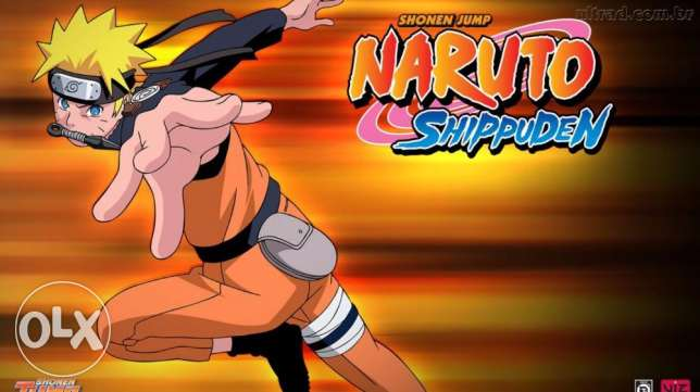 Naruto Shippuden Video Series (From The Start to The Latest Episodes) مسقط -  1