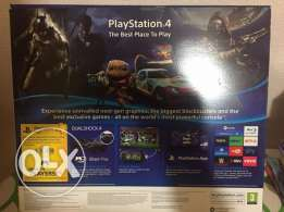 Brand new boxed PlayStation 4 accessories
