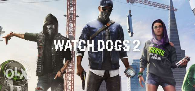 Watchdogs 2 for pc