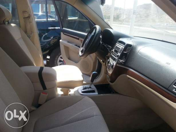 2007hundai santafe full automatic excellent condition4wd مسقط -  3