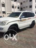 Toyota Land Cruiser prado excellent condition