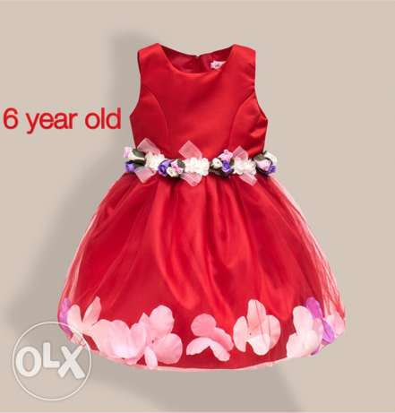 Girls Dresses (6-8 years)
