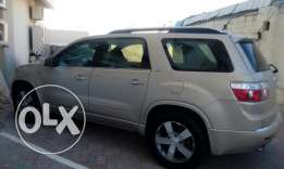 Excellent GMC acadia 2009 .oman agency for sale