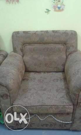 SOFA SET and KIDS TOYS for sale