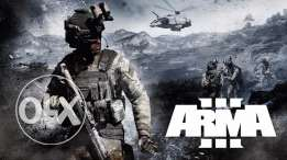 Arma 3 PC Online Multiplayer