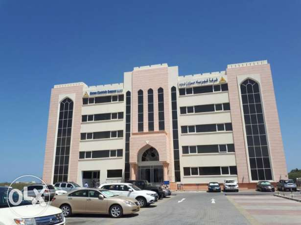 Office Spaces FOR RENT Al Shatti near Beach One & Bank Nizwa pp108
