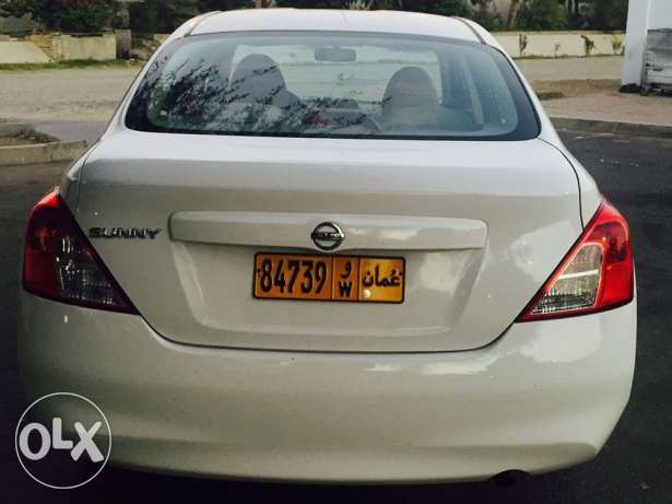 Full finance without zero down payment Nissan sunny 1.5 cc 2012 Auto مسقط -  5