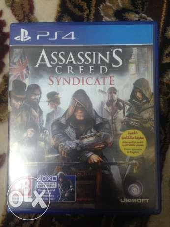 "Assassins creed ""SYNDICATE""جديد"