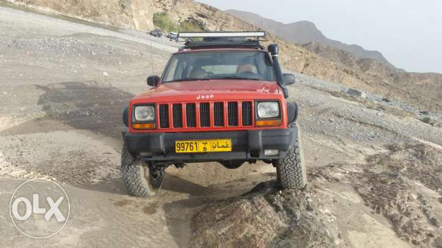 Jeep Khaliji limited السيب -  5