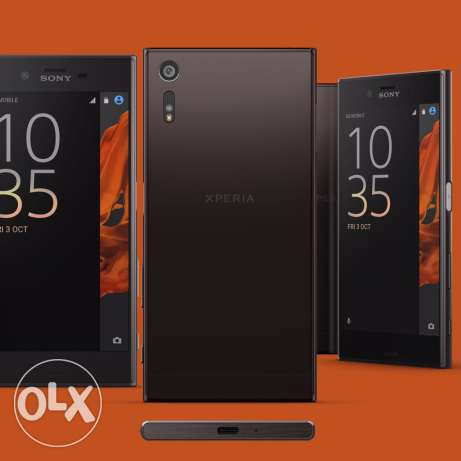 Xperia XZ for sale 64Gb black color