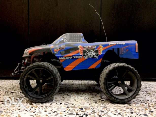 Monster Truck Toy For Sale
