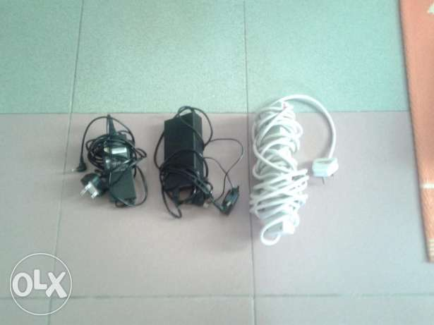 Chargers for futizu computer, sony tv and computer mouse available