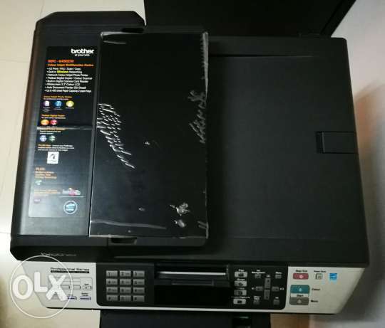 A4/A3 coloured printer/scanner/fax machine