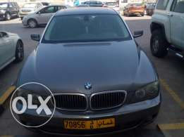 Expat Owned BMW 740 Li for sale