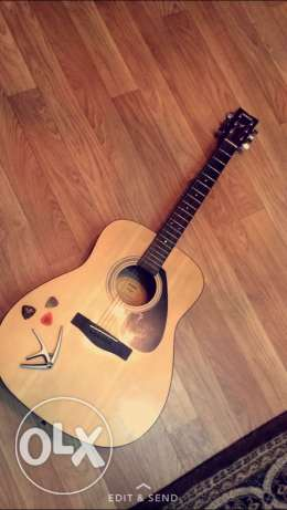 YAMAHA guitar new مسقط -  5