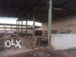 very good Open Land for Rent in Rusayl Industrial Area