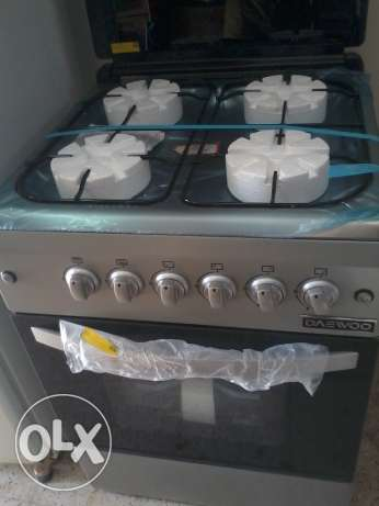FREE water dispenser with 4 eye cooker range FULL safety auto ign مسقط -  3