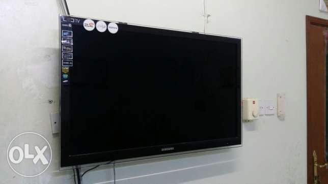 "Samsung LED 40"" TV verry good condition"